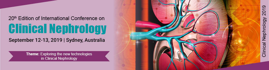 20th Edition of International Conference on Clinical Nephrology