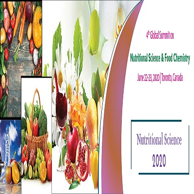 4th Global Summit on Nutritional Science & Food Chemistry